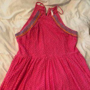 Beautifully Latin inspired dress